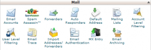 cpanel mail